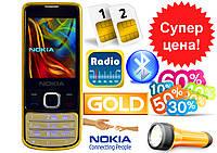 Новая Nokia 6700 2 sim, bluetooth, фонарик, новая прошивка