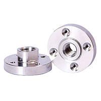Фланец (крепление) алюминиевый для отрезных кругов, на 80-125 сухорезы
