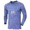 Футболка с длинными рукавами Under Armour HeatGeatr Compression G031605-3 M Синяя (G031605-3)