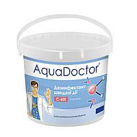 Шок хлор AquaDoctor C60-Т 50 кг (таблетки)