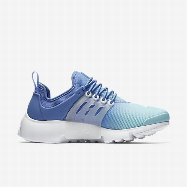 Женские Кроссовки Nike Air Presto samurai blue голуб/мята