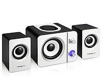 Колонки для ПК  H1 USB, Аудио колонка, Компьютерные колонки usb, Акустические Колонки