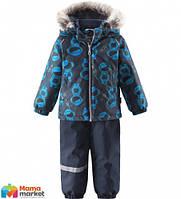 Комплект зимний , куртка и комбинезон Lassie by Reima 713714, цвет 6962