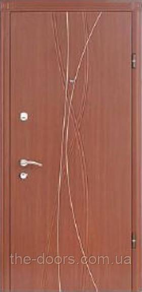 Дверь входная STRAJ модель Флория (Al)