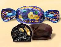 """Шоколадные конфеты """"Чернослив c орехом"""" 1кг"""