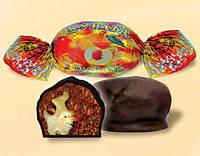 """Шоколадные конфеты """"Курага с орехом""""  2кг"""