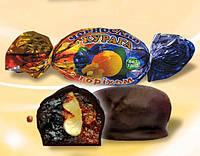 """Шоколадные конфеты """"Чернослив + Курага с орехом""""  1 кг"""
