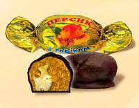 """Шоколадные конфеты """"Персик с орехом"""" 2 кг"""