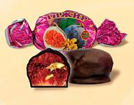 """* Шоколадные конфеты """"Инжир с орехом """"1 кг"""