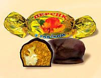 """Шоколадные конфеты """"Персик с орехом"""" 1 кг"""