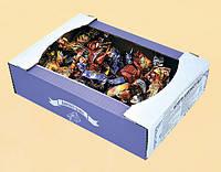 """Шоколадные наборы конфет """"Ассорти Аметист №1"""" 1кг (чернослив,  курага, прометей , грильяж классический)"""