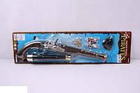 Пиратский набор - пистолет и аксессуары