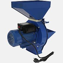 Зернодробилка - кормоизмельчитель  ДТЗ КР-03  ( 1,8 кВт ), фото 3