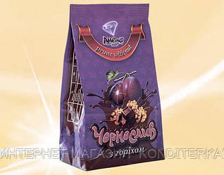 Шоколадные конфеты Чернослив с орехом 250г