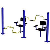 Тренажер для мышц рук и ног PlaySport, код: PS-121