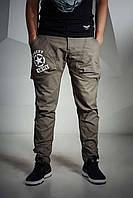 Мужские штаны Feel&Fly - Buckle Gray