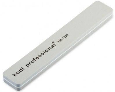 Профессиональный баф KODI 180/220 прямоугольный, серый, фото 2
