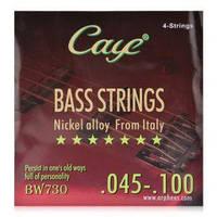 Струны для 4-х струнной бас-гитары