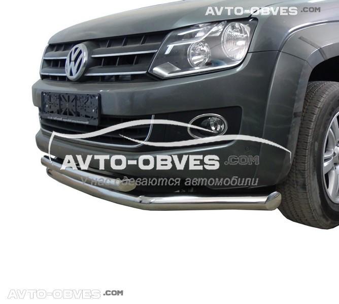 Захисна дуга подвійна Volkswagen Amarok 2010-2016