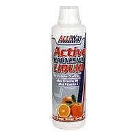 Магний комплекс жидкий с апельсиновым вкусом / ACTIWAY - Magnesium Liquid Orange (500 ml)