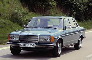 Mercedes W123 E / Мерседес 123 (Седан, Комби) (1976-1986)