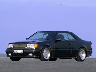 Mercedes W124 CLK / Мерседес 124 (Купе, Кабриолет) (1985-1996)