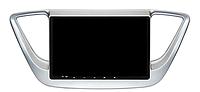 Штатная магнитола Hyundai Accent (2016-17)