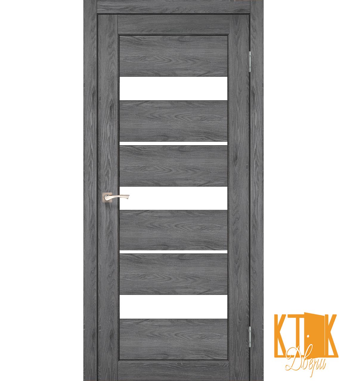 """Межкомнатная дверь коллекции """"Porto"""" PR-12 (дуб марсала)"""