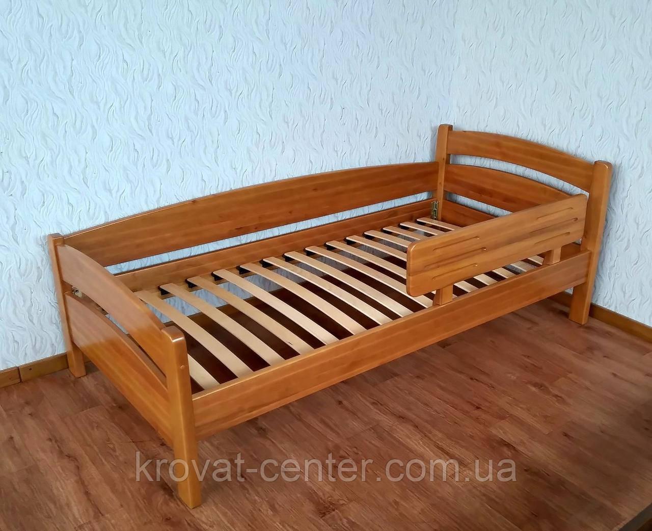 """Детская кровать с бортиком """"Марта"""""""