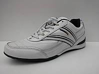Кожаные мужские кроссовки оптом