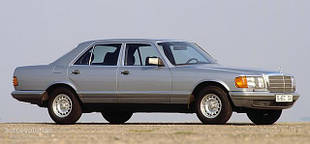 Mercedes W126 S / Мерседес 126 (Седан) (1979-1991)