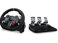 Проводной руль Logitech G29 Driving Force PC/PS3/PS4 Black