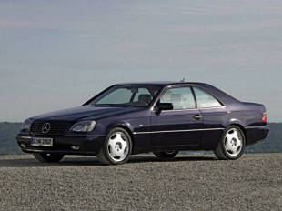 Mercedes W140 CL / Мерседес 140 (Купе) (1992-1999)