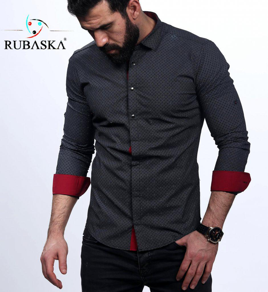 70eec11da7fbe42 Серая мужская рубашка оптом и в розницу: продажа, цена в Одессе ...