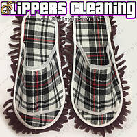 "Тапочки для уборки - ""Slippers Cleaning"", фото 1"