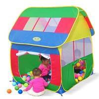 Палатки корзины для игрушек, прыгуны