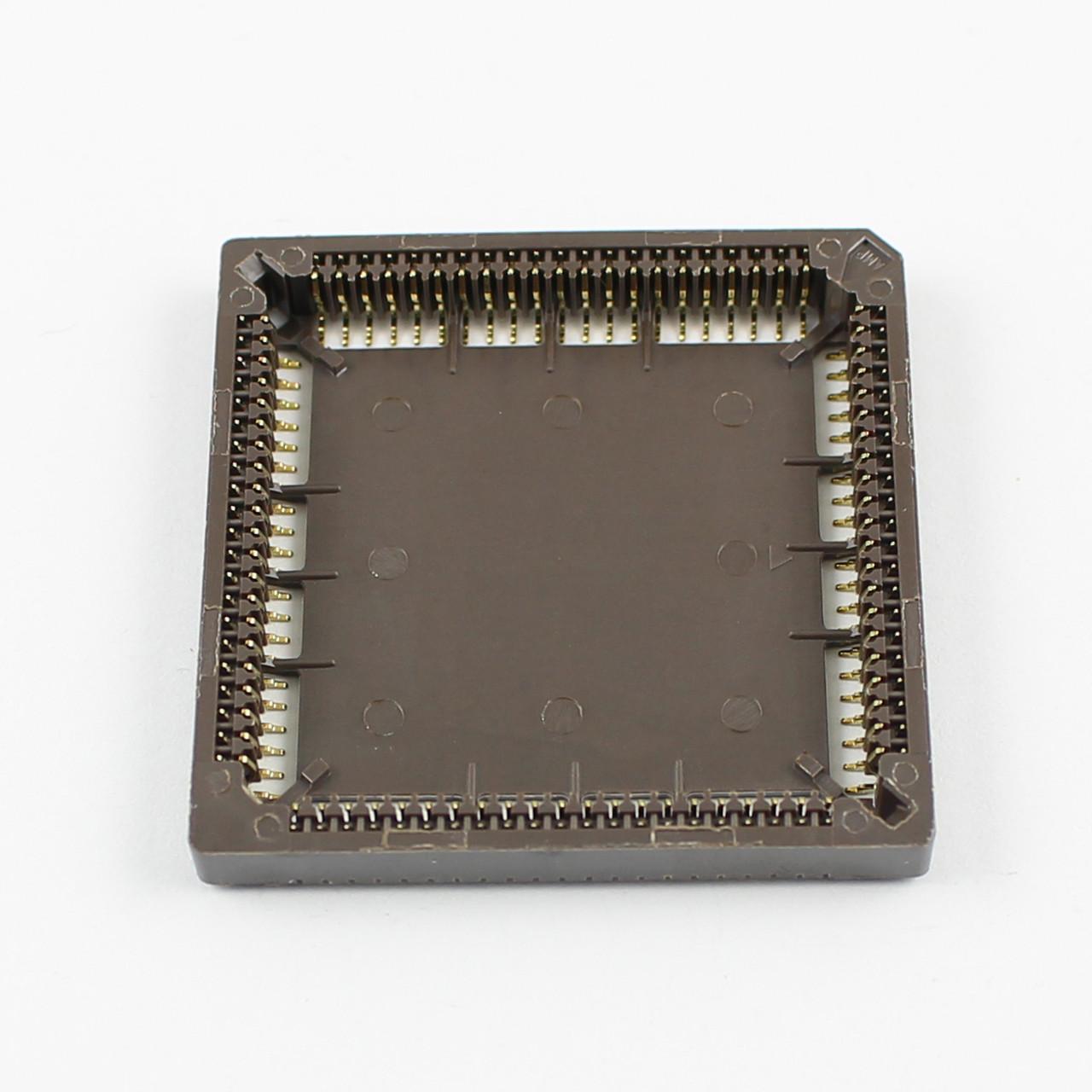 Панелька PLCC-28N планарного монтажа, 28 контактов