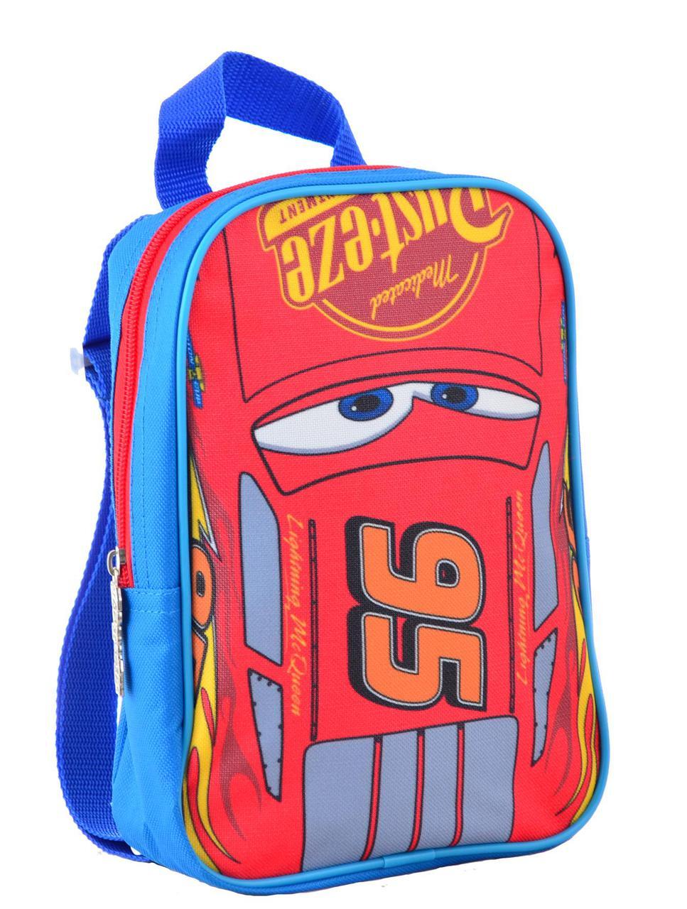 Рюкзак дошкольный Cars 554744  1 Вересня