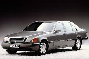 Mercedes W140 S / Мерседес 140 (Седан) (1991-1999)