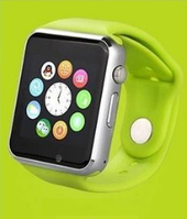 Умные Часы Smart Watch А1 green Аналог Apple Watch