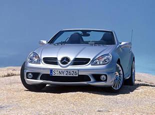 Mercedes W170 SLK / Мерседес 170 (Кабриолет) (1996-2004)