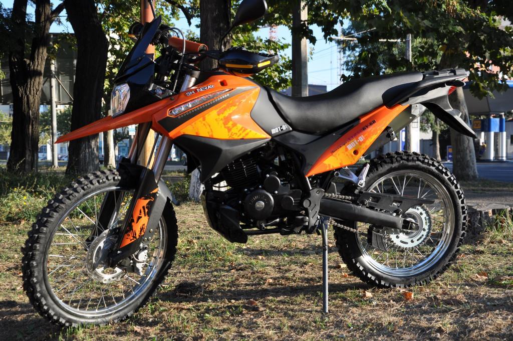 Мотоцикл Shineray XY 250GY-6B CROSS