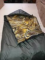 Спальный мешок армейский зимний