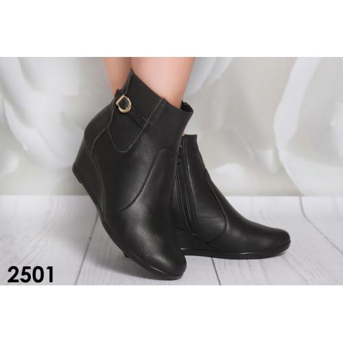 Ботинки на низком ходу,из натуральной кожи, замша, лака, на молнии. Два цвета! Размеры 36-41 модель s2501