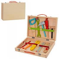 Деревянная игра Набор инструментов
