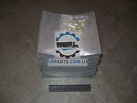 Накладка тормозная (комплект на ось) 419х178 (Отв.6,35мм) 1-й рем. ROR TA,TC,TM, FRUEHAUF ( 190361010210)