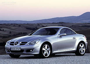 Mercedes W171 SLK / Мерседес 171 СЛК (Кабриолет) (2004-2011)