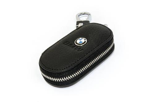 Ключница Carss с логотипом BMW 12003 черная
