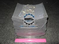 Накладка тормозная (комплект на ось) 419х178 (Отв.6,35мм) 2-й рем. ROR TA,TC,TM, FRUEHAUF ( 190362010210)