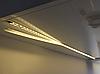 Комплект. Профиль для светодиодной ленты врезной 7х16 мм. ЛПВ7. Матовый. Неанодированный., фото 5